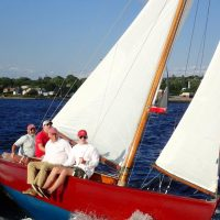 Looking for young experienced crew to race 2019 in Newport on a Herreshoff S- boat